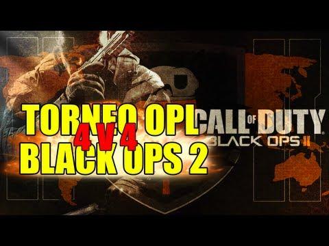 Torneo OPL   Final Winners oVo vs Dash blackops 2 Esports
