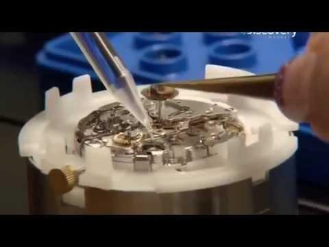 Как это сделано: Швейцарские часы