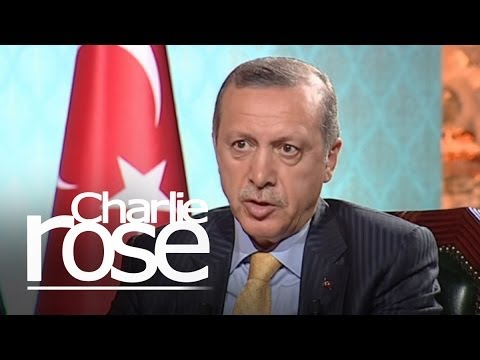 Erdogan on Vladimir Putin and Ukraine | Charlie Rose