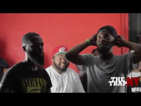Xcel vs Daddy Mason | The Trap NY x Loudboys