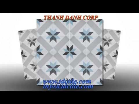 CEMENT TILE_High quality hand-made tile