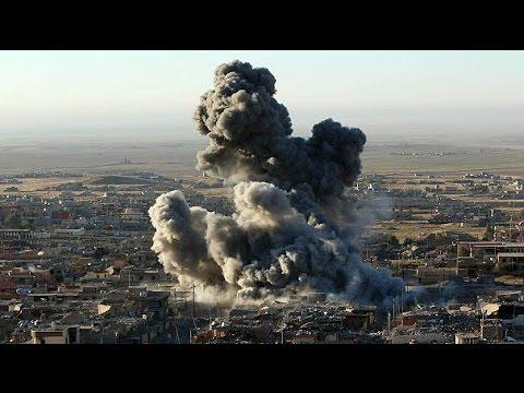 Kurd WAR against Islamic State ISIS ISIL DAESH Retake Sinjar Iraq Breaking News December 2015