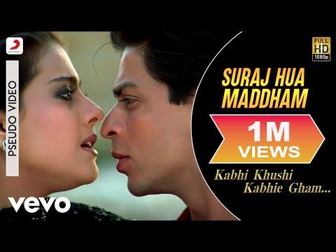 Official Audio Song | Kabhi Khushi Kabhie Gham | Alka Yagnik | Sonu Nigam