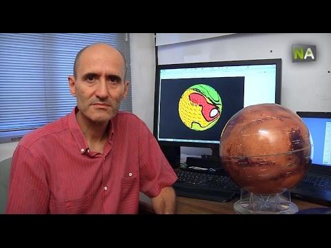 NA Miguel Angel Lopez Valverde: Andalusische Wissenschaft zur Erforschung von Mars