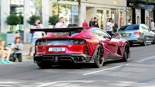 SUPERCARS in LONDON September 2019 Part 2!