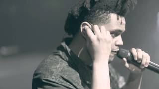 The Weeknd Video - The Weeknd Fall Tour: Rehearsal