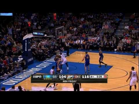 Kevin Durant Oklahoma City Thunder Highlights 2013/14 Season