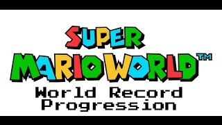World Record Progression: Super Mario World