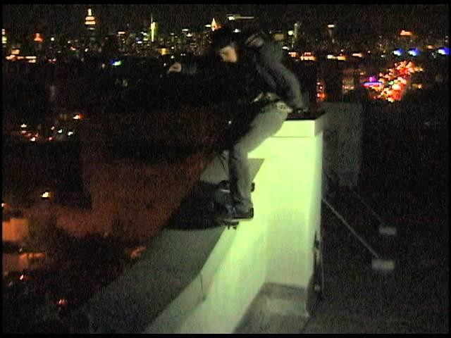 Watch a Skateboarder Jumping