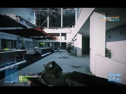 let's play battlefield 3 SPAS-12