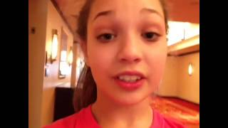 Grape vine – Selfies – Maddie Ziegler — Dance Mothers