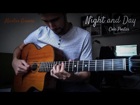 Night And Day (gypsy Jazz) + Free TAB