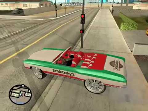 GTA SAN ANDREAS CHEVY DONK MOD PART 11 HULK