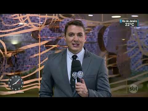 Troca ministerial é estratégia do Governo para aprovar Previdência | SBT Brasil (20/11/17)