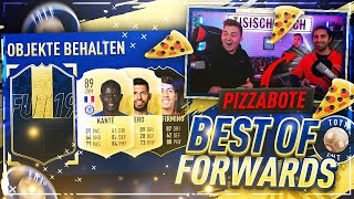 FIFA 19: PIZZA BOTE ZIEHT UNS TOTY PACKS BEI WALKOUT ESKALATION🔥 😂