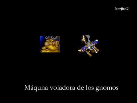 Warcraft 2 unidades - Orcos y Humanos (facción) - Español