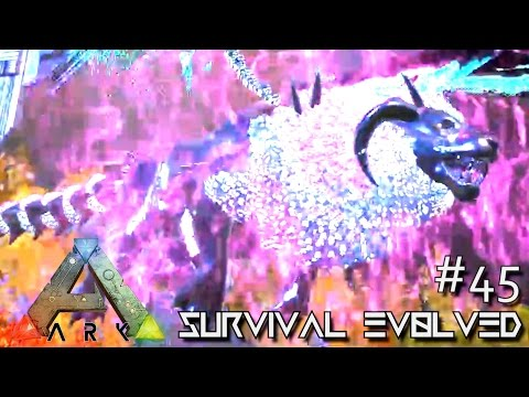 ARK: SURVIVAL EVOLVED - NEW ALPHA BIONIC WARLORD WYVERN & MANTICORE !!! E45 (MODDED ARK GAMEPLAY)