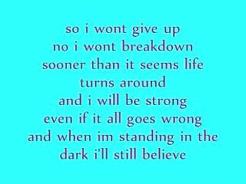 Hilary Duff - Someones Watching Over Me