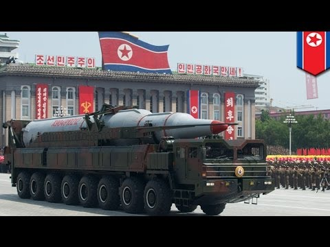 North Korea launches two short-range missiles