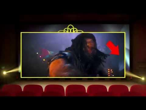 Upss - Los errores de filmación de Percy Jackson y el mar de los monstruos