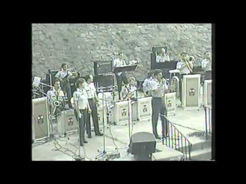 18th Army Band Summerfest 1988 Scene 2