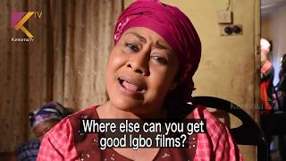 UDENE - The Making - Part 2. Watch more Behind the Scene Moments from this amazing Igbo Film.