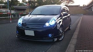 Nissan Note Tuning