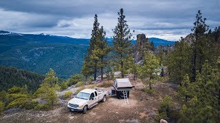 Awesome Camping Location with a View