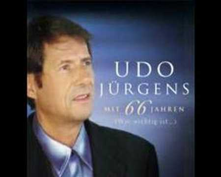 Udo Jurgens - Mit 66 Jahren