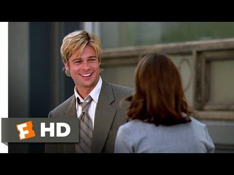 Meet Joe Black (2/10) Movie CLIP - I Like You So Much (1998) HD