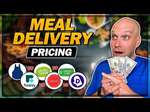 Download Lagu Blue Apron vs Hello Fresh vs Freshly vs Plated vs Green Chef vs Dinnerly Pricing.mp3
