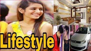 Priya Prakash Varrier(Oru Adaar Love Actress)Lifestyle,Biography,Luxurious,Car,House,income,Family