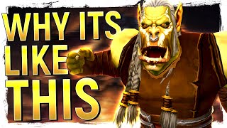 Set Up To Fail: Being Real About World of Warcraft & Blizzard Outrage, Positivity & Negativity