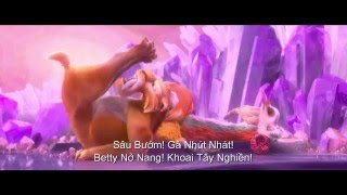 Ice Age Collision Course Trailer (2016)