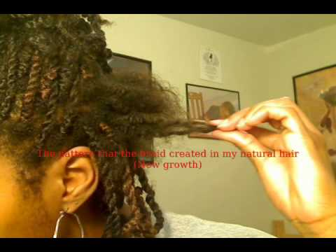 Taking Down My Kinky Twists (Braid Removal) Transitioning to natural
