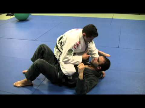 Caio Terra and Samir Chantre: Knee On Belly Choke + Taking The Back