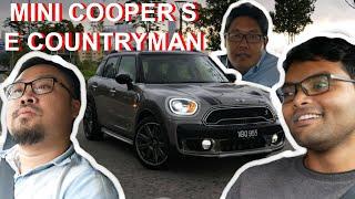 Autophiles Review | MINI Cooper S E Countryman ALL4