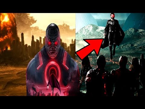 Justice League NEWS Major Superman Scene REVEALED & NYCC2017 Justice League Final Trailer CONFIRMED? thumbnail