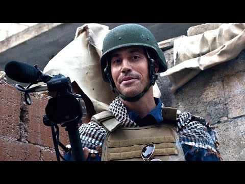 James Foley: Journalism, Life and Death in Iraq with Matthew VanDyke