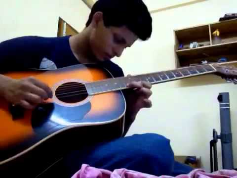 Hum aapke hain kaun guitar theme.mp4