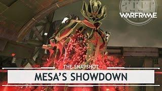 Warframe: Mesa's Showdown Build - 4 Forma [thesnapshot]