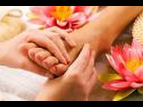 Exfoliante casero para manos y pies