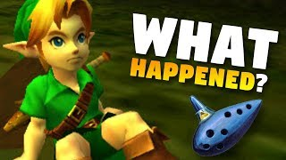 What Ever Happened To The Ocarina of Time? (Zelda Theory)