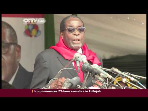 Robert Mugabe's 90th Birthday