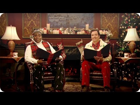 Twas the Night Before Christmas with Tracy Morgan (Late Night with Jimmy Fallon)