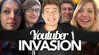 YOUTUBER INVASION - Studio71 Bootcamp | Joey's Jungle