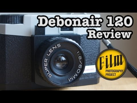 The Film Photography Project Debonair 120 Film Camera Review