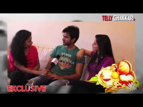 Siblings Mihika And Mishkat Varma Celebrate Raksha Bandhan With Tellychakkar video
