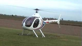 Syton AH130 flight training