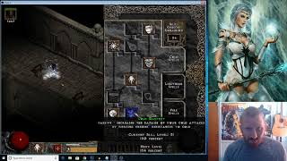 Diablo 2 - Cheap Blizzard Sorceress Build (For Ladder Reset) 2018